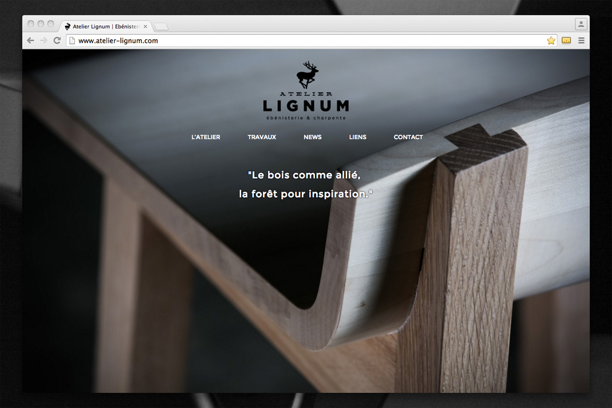 AtelierLignum-Website